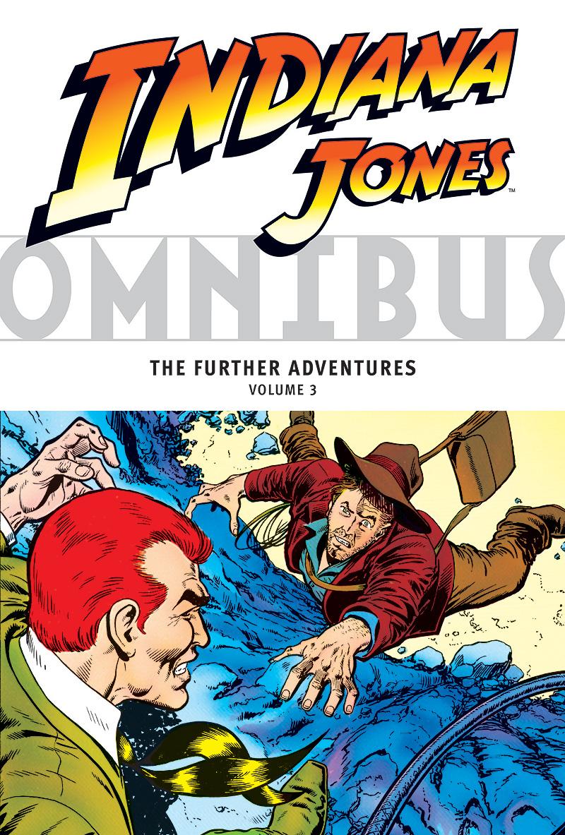 Indiana Jones Omnibus: The Further Adventures #3