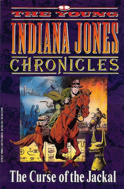 Disney's Cartoon Tales – The Young Indiana Jones Chronicles 1