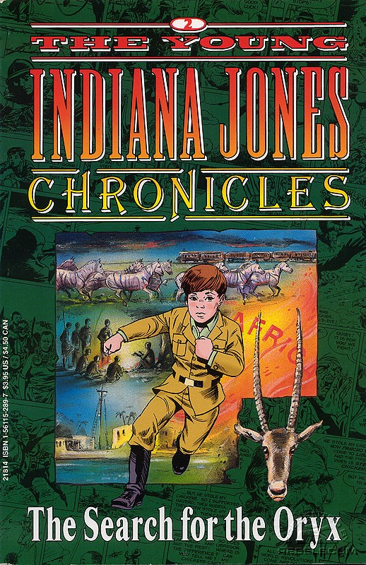Disney's Cartoon Tales – The Young Indiana Jones Chronicles 2