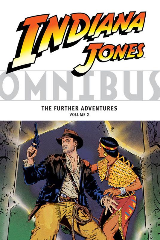 Indiana Jones Omnibus: The Further Adventures 2