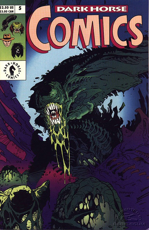 Dark Horse Comics #5