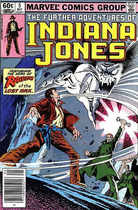 The Further Adventures of Indiana Jones #5