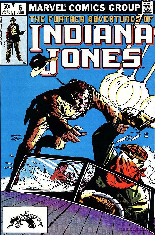 The Further Adventures of Indiana Jones #6