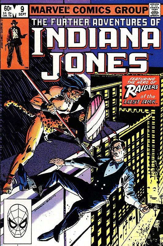 The Further Adventures of Indiana Jones #9