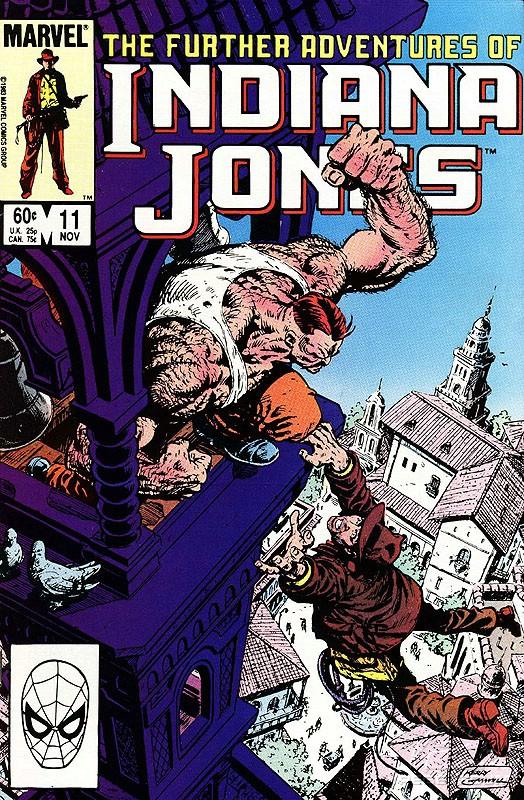 The Further Adventures of Indiana Jones #11