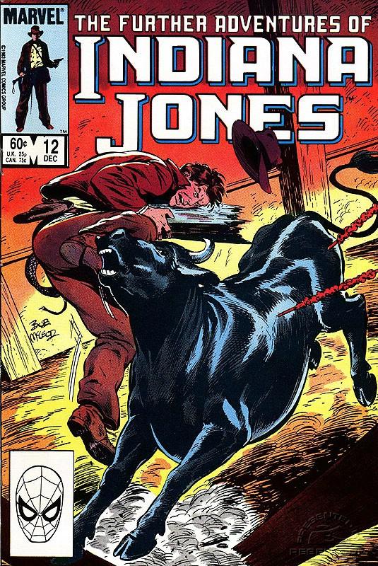 The Further Adventures of Indiana Jones #12