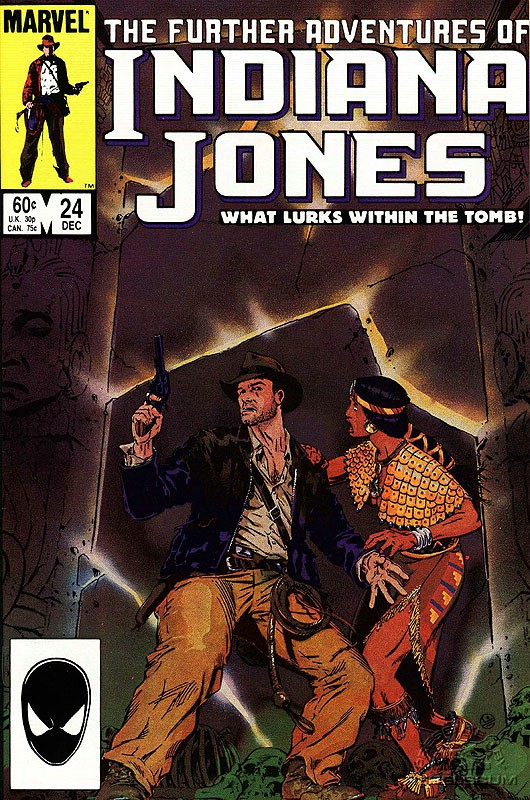 The Further Adventures of Indiana Jones #24