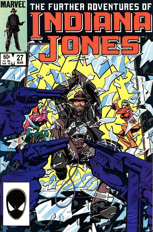 The Further Adventures of Indiana Jones #27