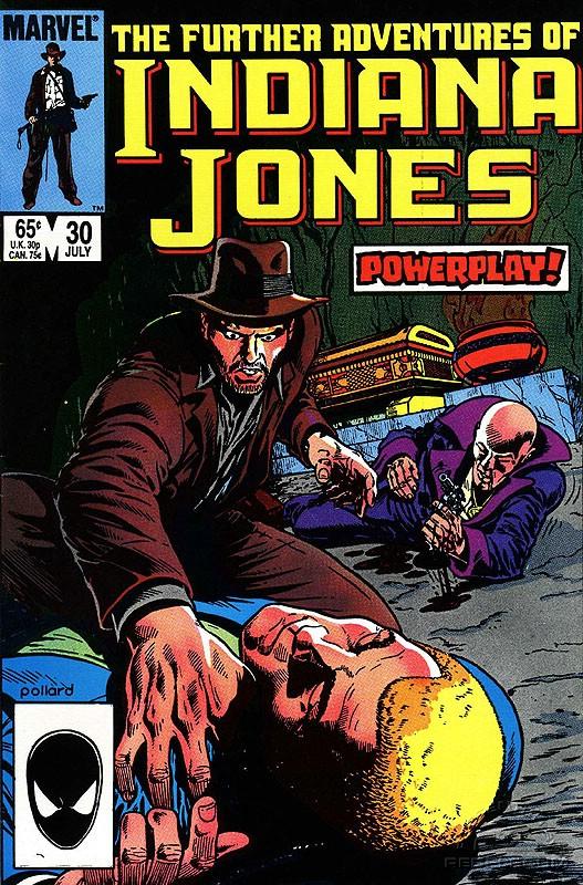 The Further Adventures of Indiana Jones #30