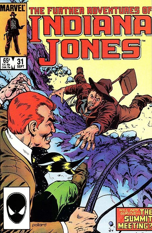 The Further Adventures of Indiana Jones #31