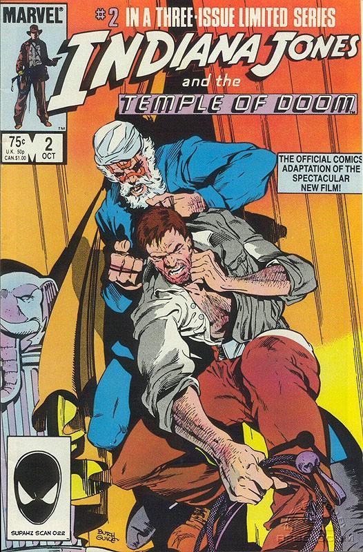 Indiana Jones and the Temple of Doom #2