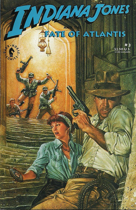 Indiana Jones and the the Fate of Atlantis 3