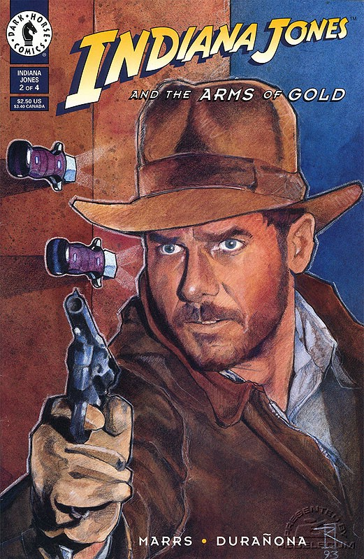 Indiana Jones and the Arms of Gold 2