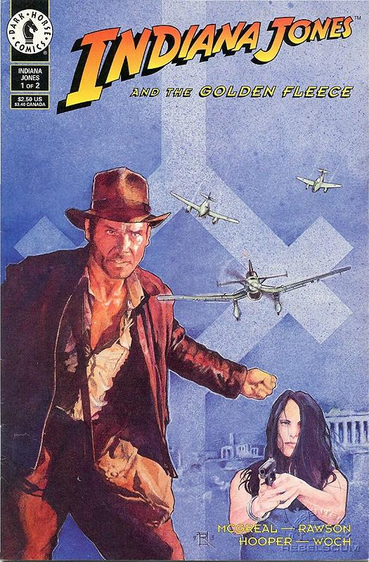 Indiana Jones and the Golden Fleece 1
