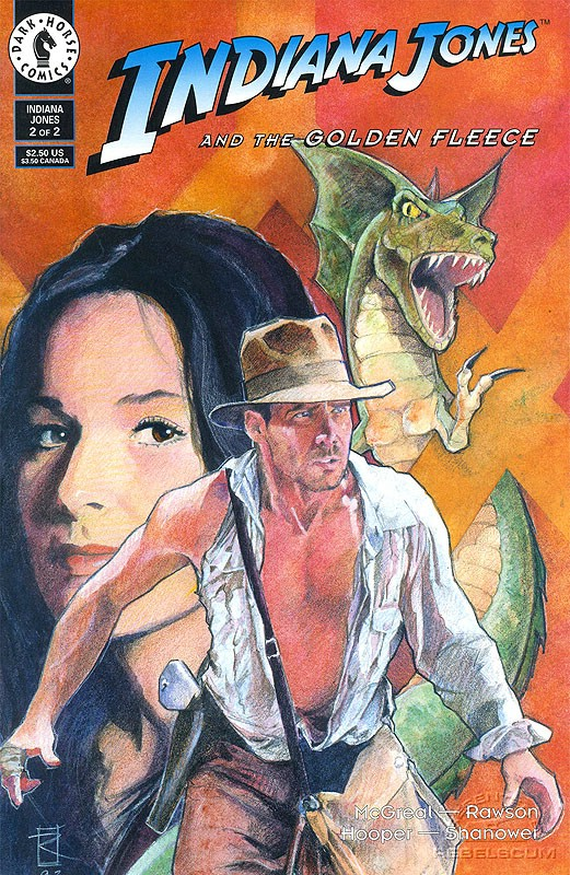 Indiana Jones and the Golden Fleece 2