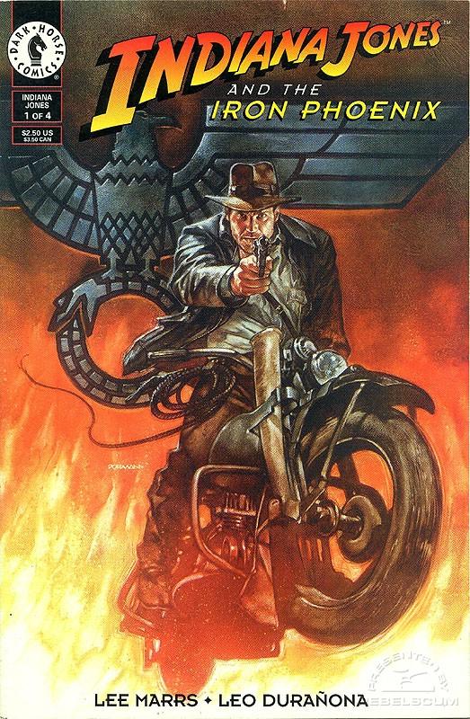 Indiana Jones and the Iron Phoenix 1