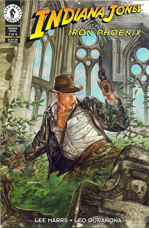 Indiana Jones and the Iron Phoenix 2
