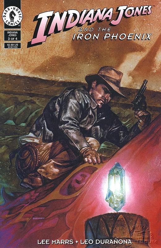Indiana Jones and the Iron Phoenix #3