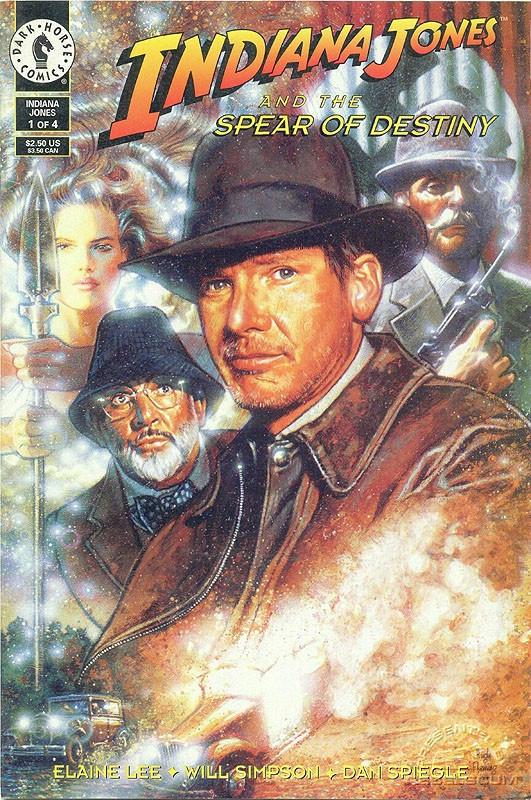 Indiana Jones and the Spear of Destiny 1