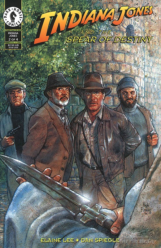 Indiana Jones and the Spear of Destiny #2