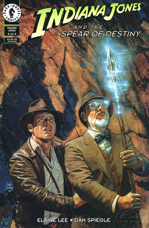 Indiana Jones and the Spear of Destiny 4