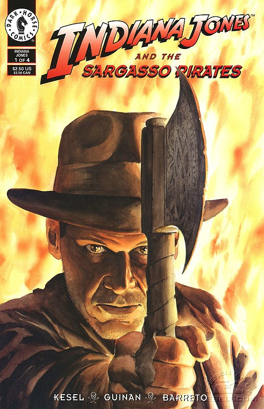 Indiana Jones and the Sargasso Pirates 1