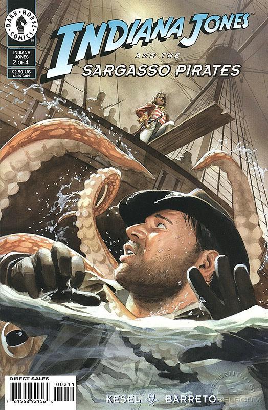 Indiana Jones and the Sargasso Pirates 2