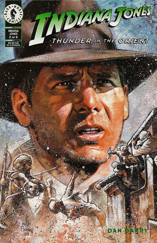 Indiana Jones: Thunder in the Orient #2