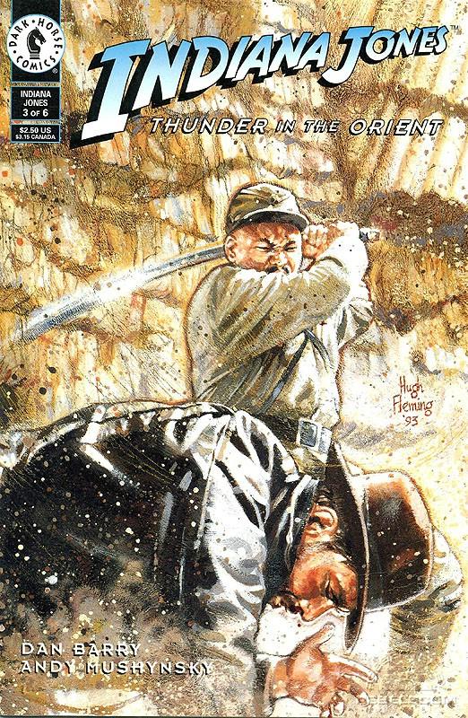 Indiana Jones: Thunder in the Orient #3