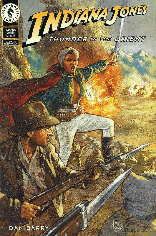 Indiana Jones: Thunder in the Orient 5