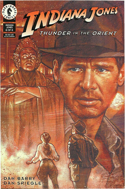 Indiana Jones: Thunder in the Orient 6