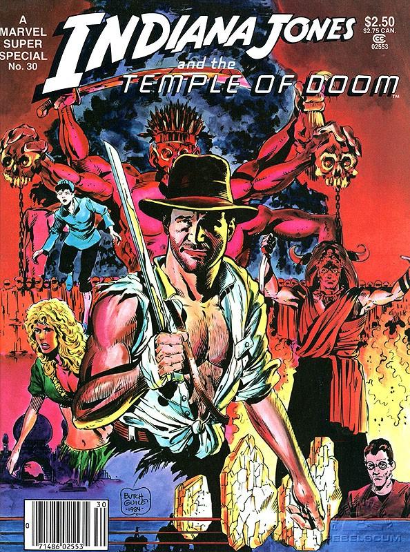 Marvel Super Special #30 May 1984