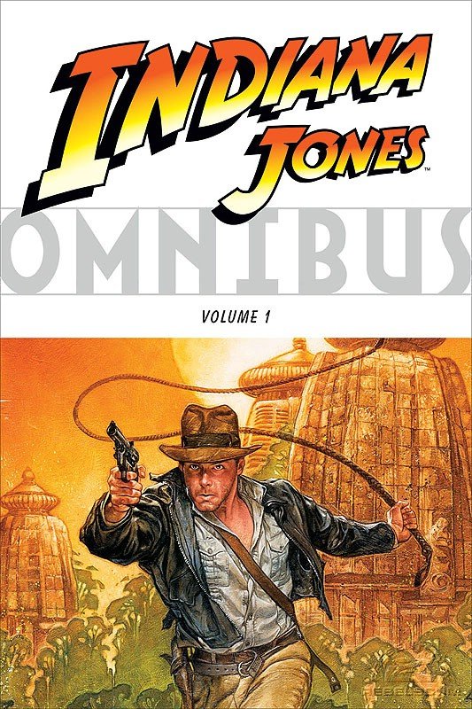 Indiana Jones Omnibus 1