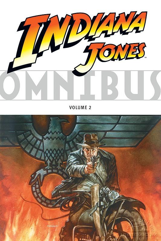 Indiana Jones Omnibus #2