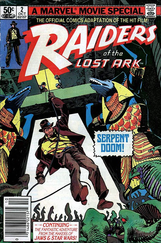 Raiders of the Lost Ark #2