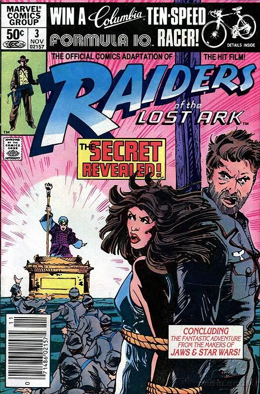 Raiders of the Lost Ark #3