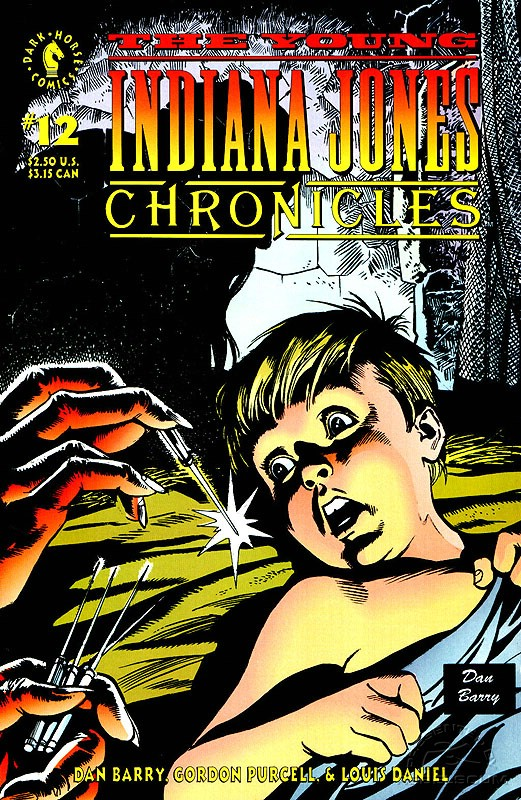 The Young Indiana Jones Chronicles #12