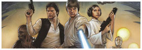 A New Hope Original Graphic Novel Hardcover