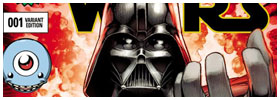Star Wars 1 (Dale Keown Third Eye Comics variant)