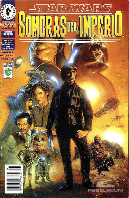 Sombras del Imperio #1