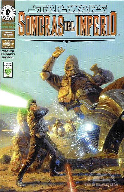 Star Wars: Sombras del Imperio 3
