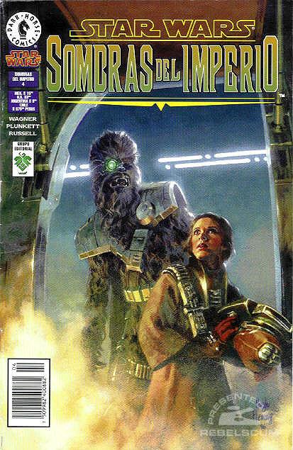 Sombras del Imperio #4