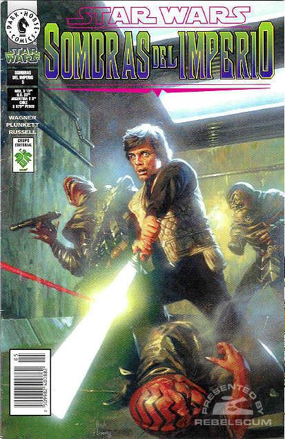 Sombras del Imperio #5