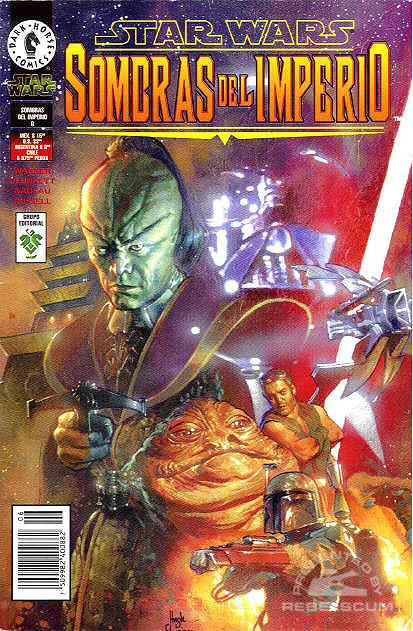 Sombras del Imperio #6