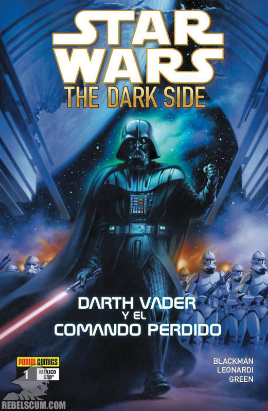 Star Wars: The Dark Side - Darth Vader y el Comando Perdido (Mexico)