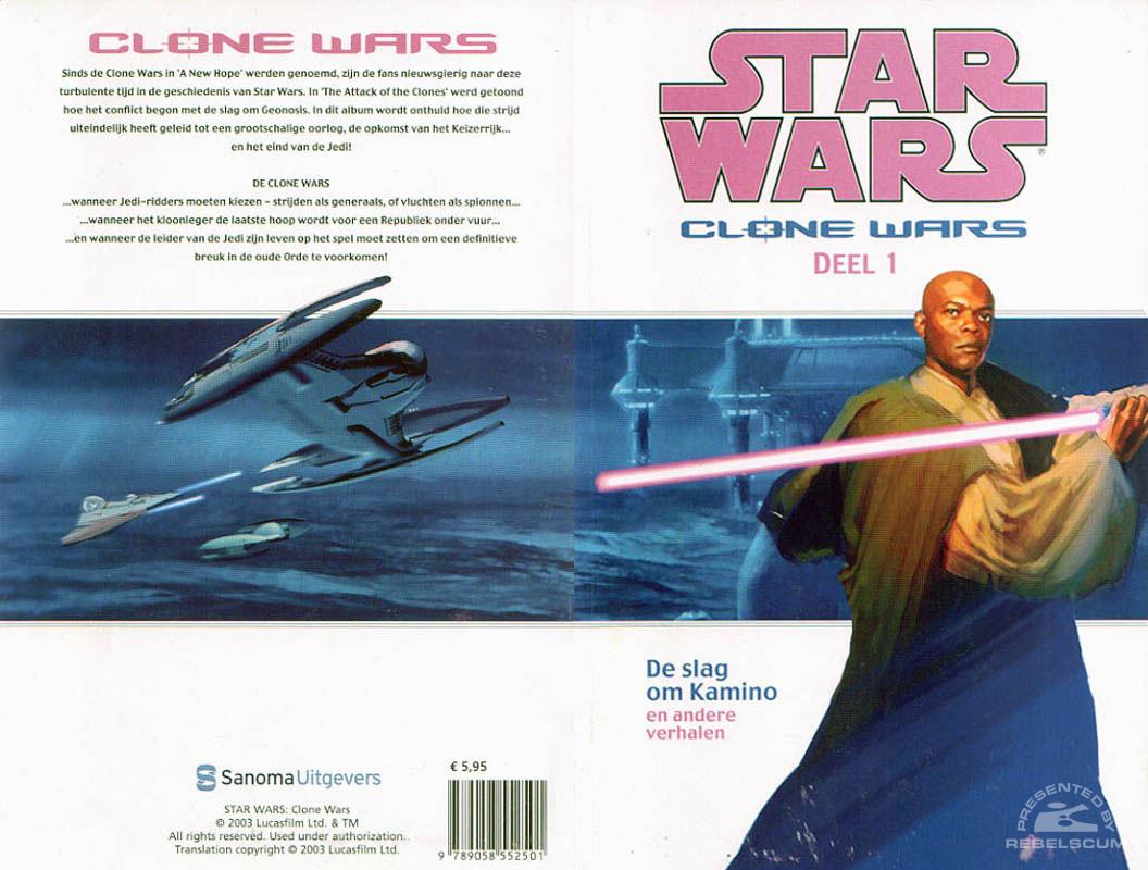 Star Wars: Clone Wars Deel #1 (Dutch Edition)