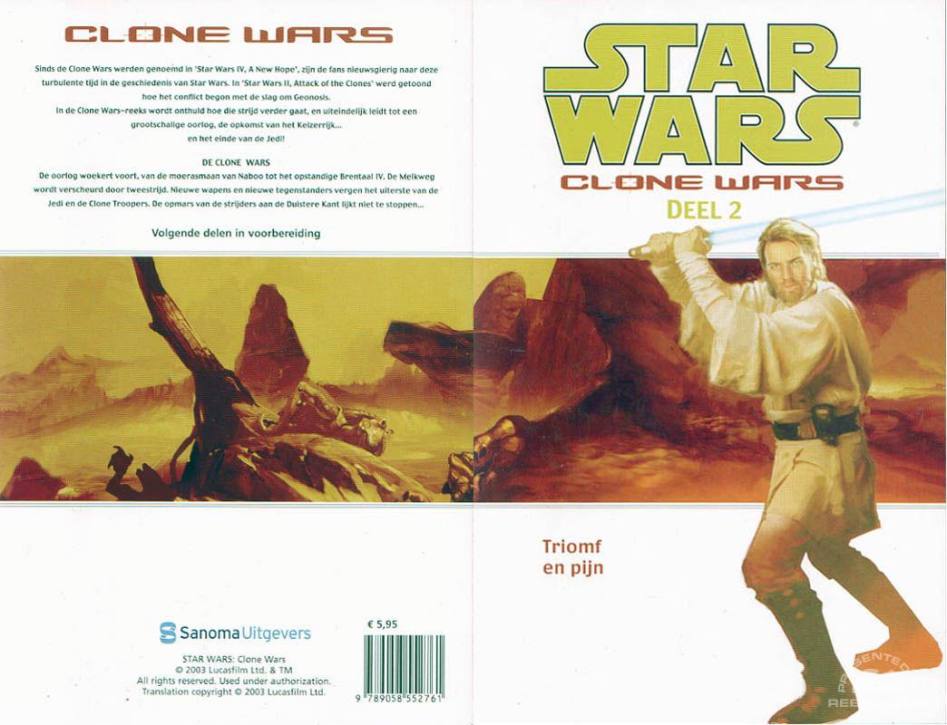 Star Wars: Clone Wars Deel #2 (Dutch Edition)