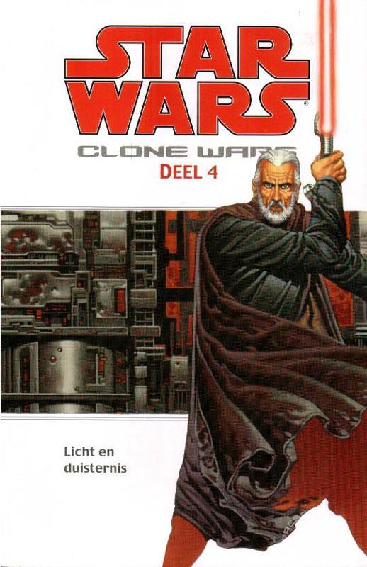 Star Wars: Clone Wars Deel #4 (Dutch Edition)