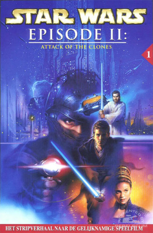 Episode II - Attack of the Clones (Dutch Edition) #1