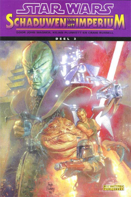 Schaduwen van het Imperium #3